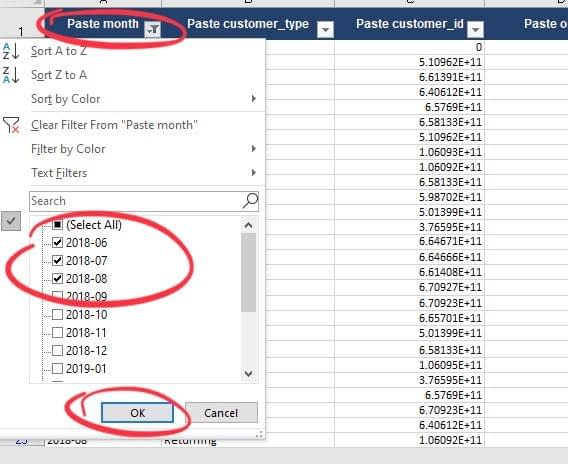 calculating customer lifetime value in shopify